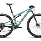 2020 Santa Cruz Blur Carbon S Bike