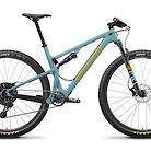 2020 Santa Cruz Blur Carbon C R Bike