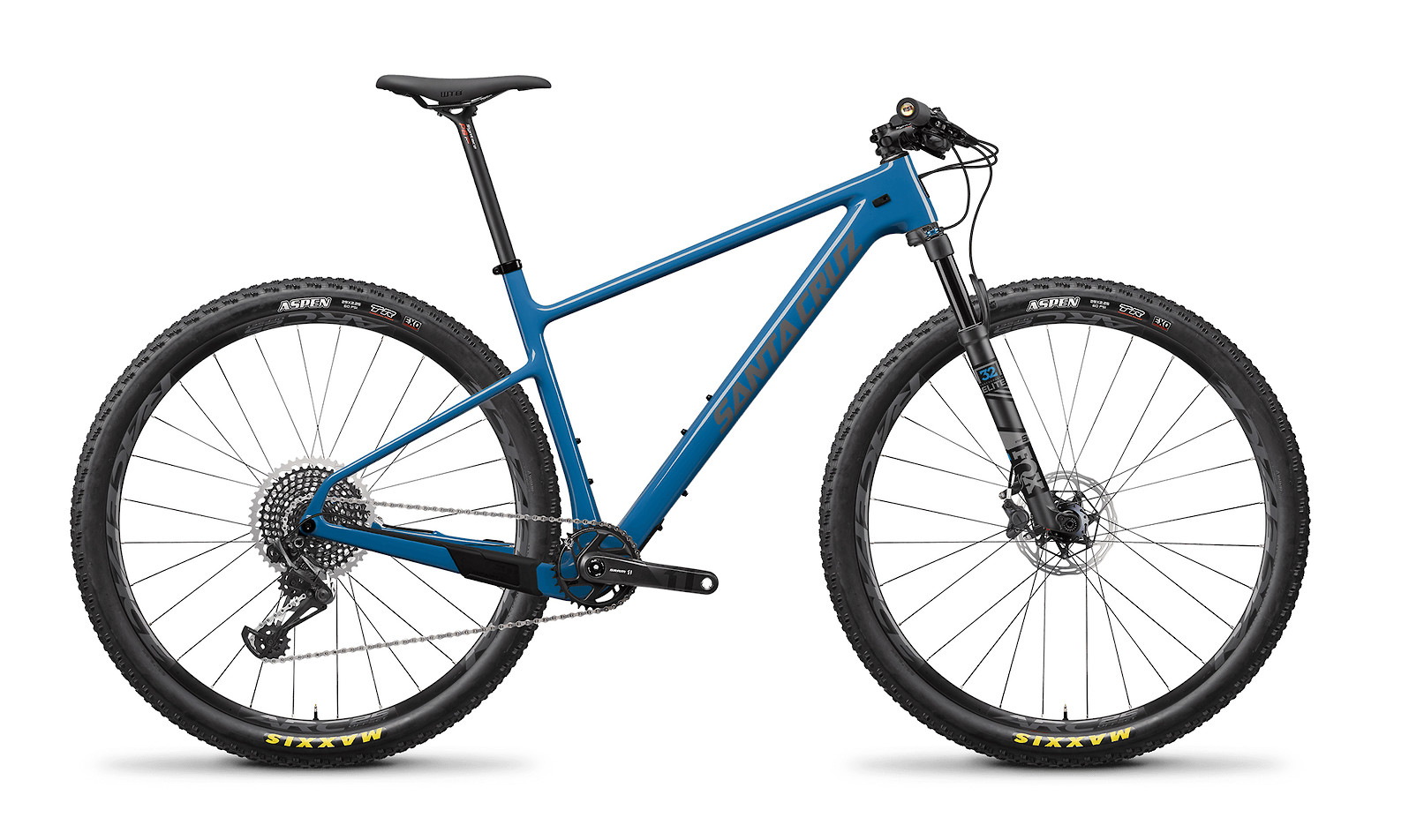 2020 Santa Cruz Highball Carbon CC X01 (WC Blue and Primer)