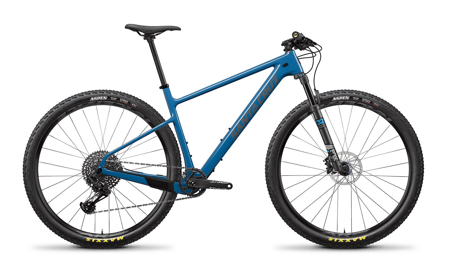 2020 Santa Cruz Highball Carbon C S (WC Blue and Primer)