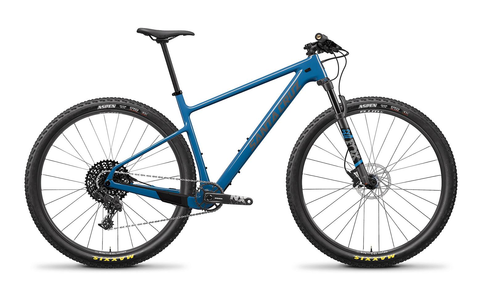 2020 Santa Cruz Highball Carbon C R (WC Blue and Primer)