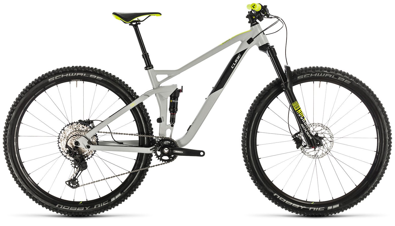 2020 Cube Stereo 120 Race 29