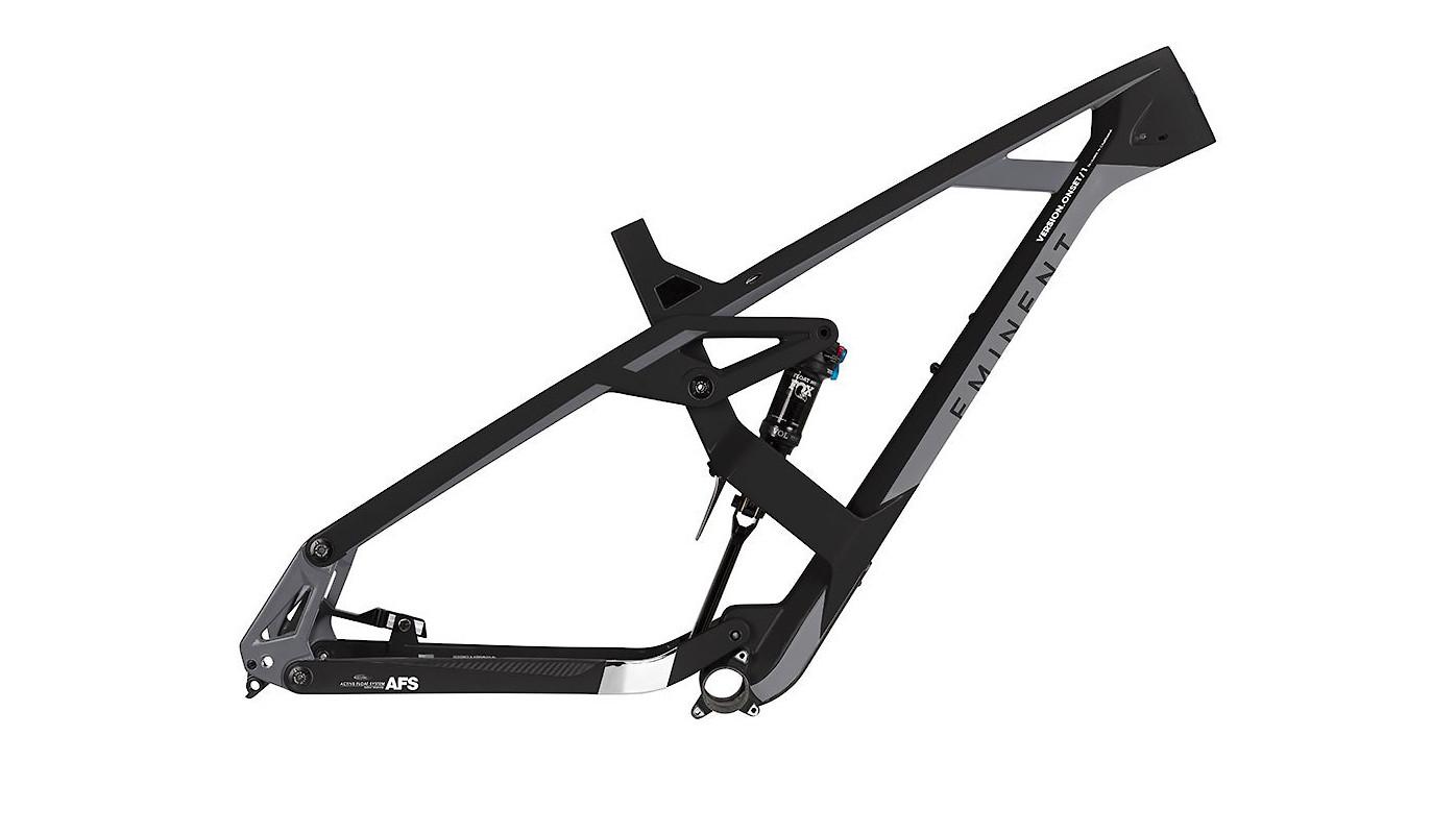 Eminent Onset ST 29 Frame  (Black/Gray/Satin)