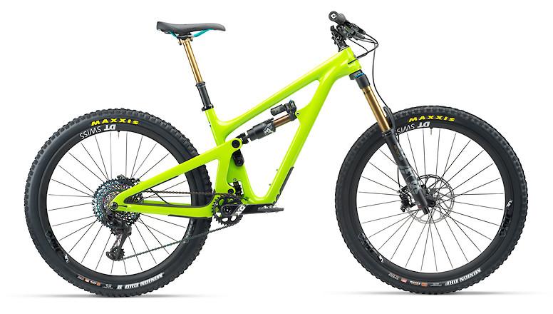 2020 Yeti SB150 (Verde, T2 build shown)
