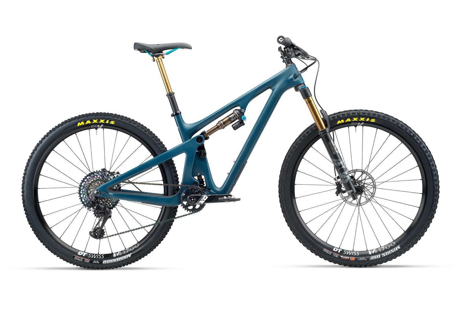 2020 Yeti SB130 (Storm; T3 build shown)