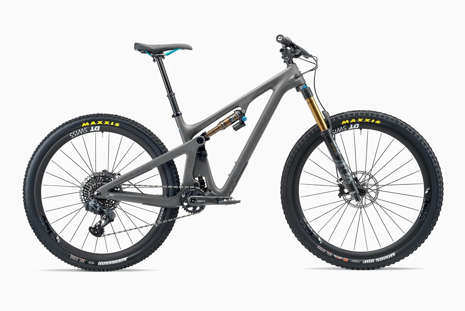 2020 Yeti SB130 T2 (Anthracite)