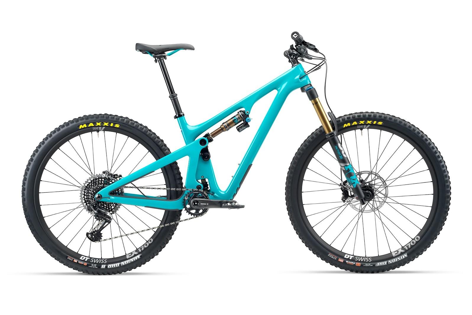 2020 Yeti SB130 TLR (Turquoise)
