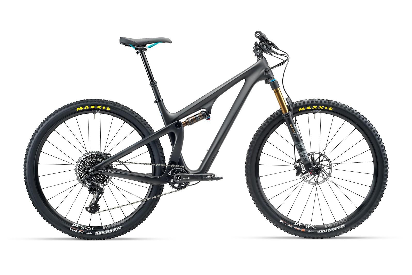 2020 Yeti SB100 (Black, T2 build shown)