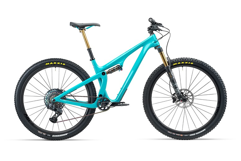 2020 Yeti SB100 (Turquoise, T3 build shown)