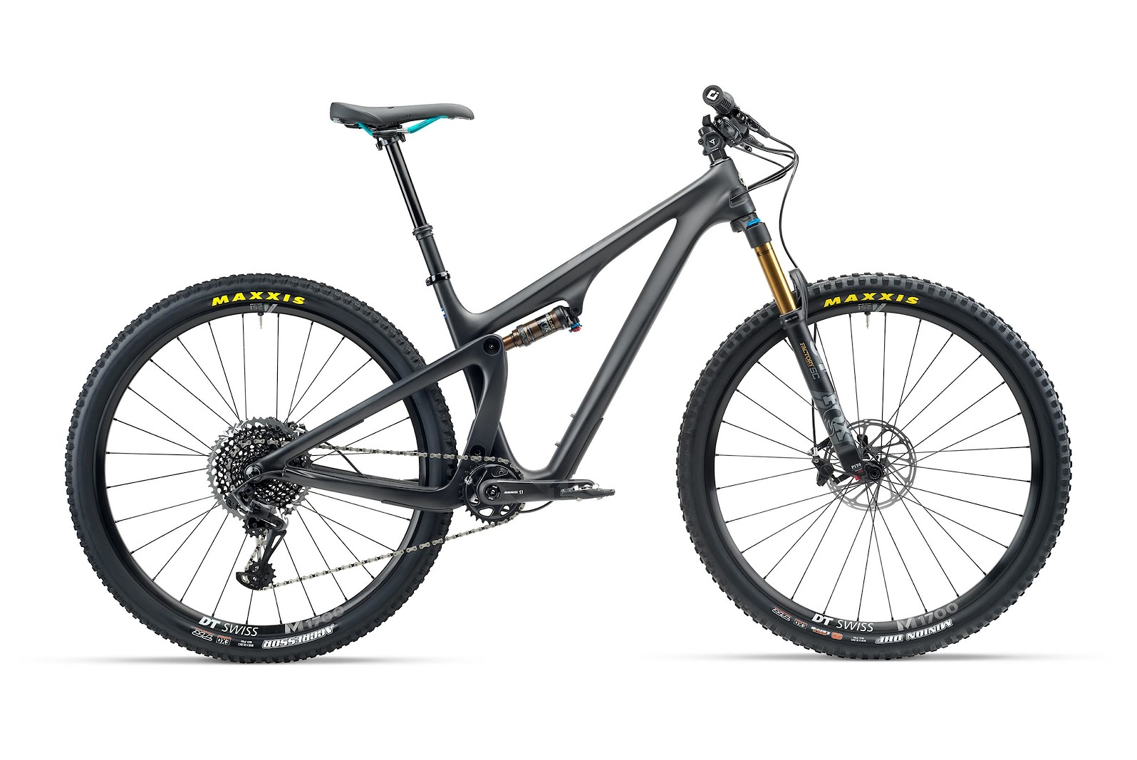 2020 Yeti SB100 T2 (Black)