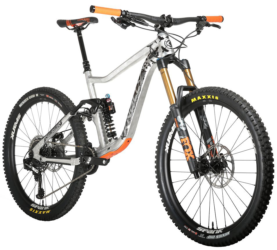 2020 Knolly Delirium Dawn Patrol Limited Edition Still Creek Murder (Image does not accurately portray the build kit.)