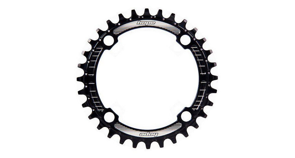 Hope Technology Retainer Chainring - Black