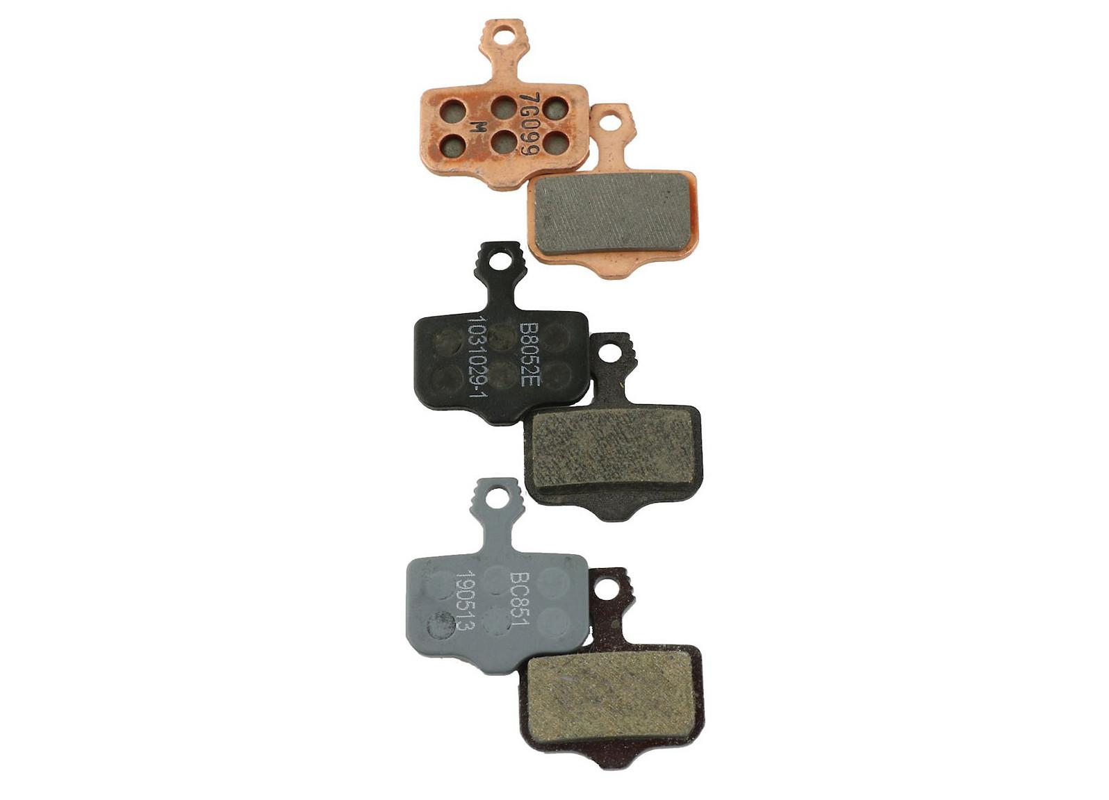 Sram Avid Brake Pad Pin and E-Clip for Guide Trail Elixir Code Black