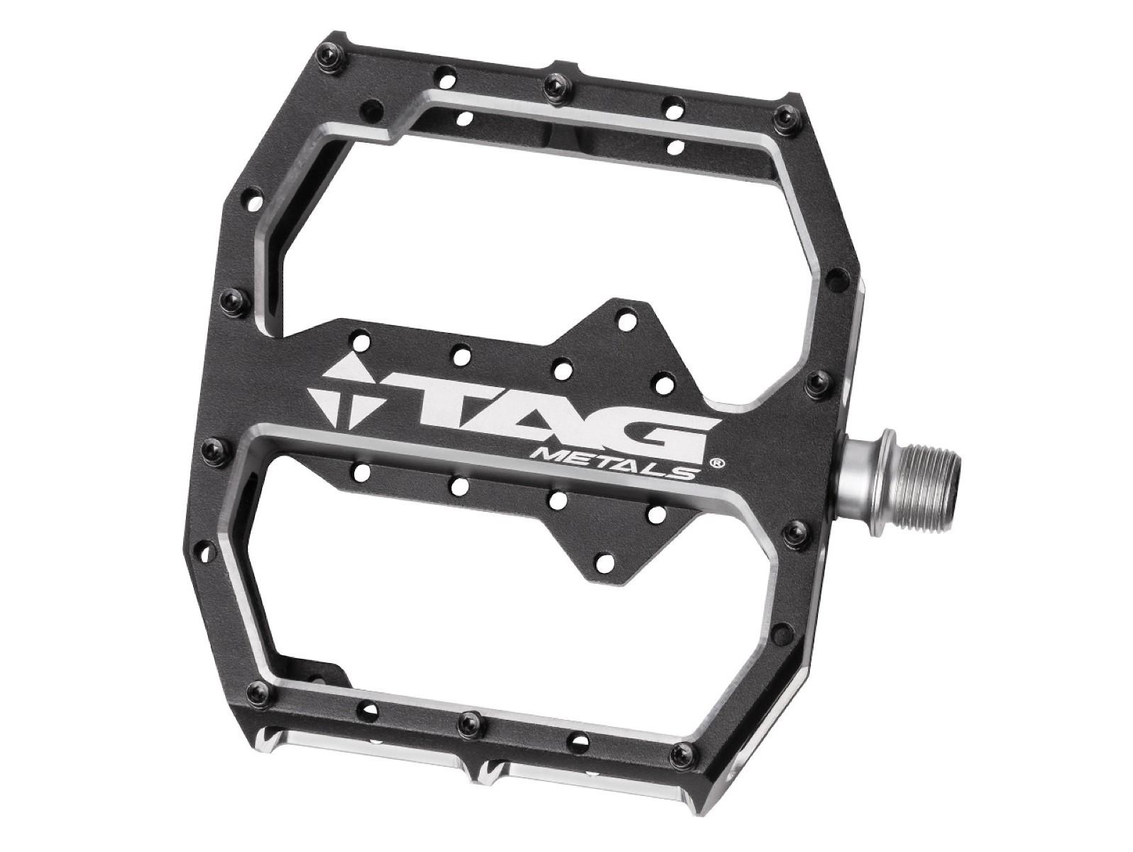 TAG Metals T1 Aluminum Pedal – Large (115mm x 120mm) Platform