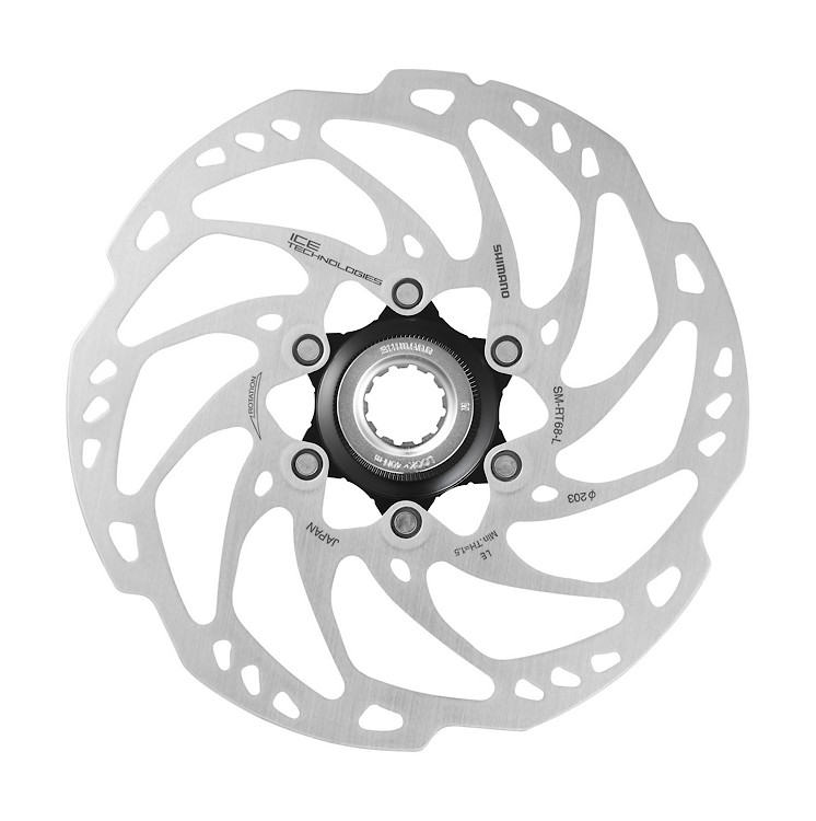 Shimano SLX M670 CENTER LOCK SM-RT68 Disc Rotor