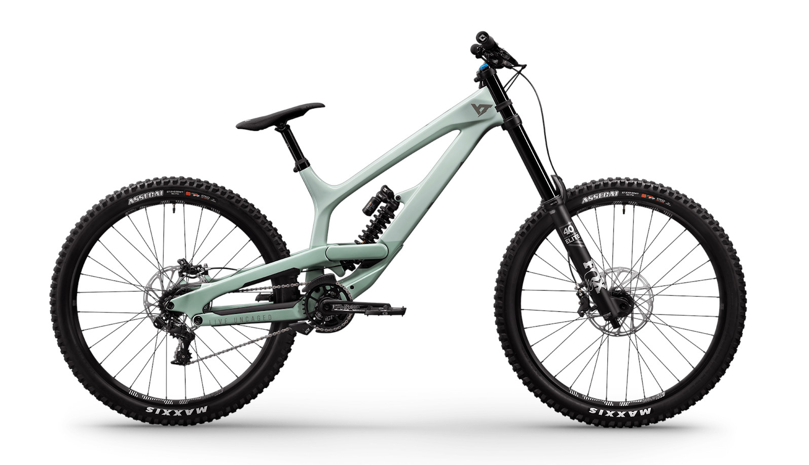 2020 YT Tues Pro 27.5 (Ghostship Green)