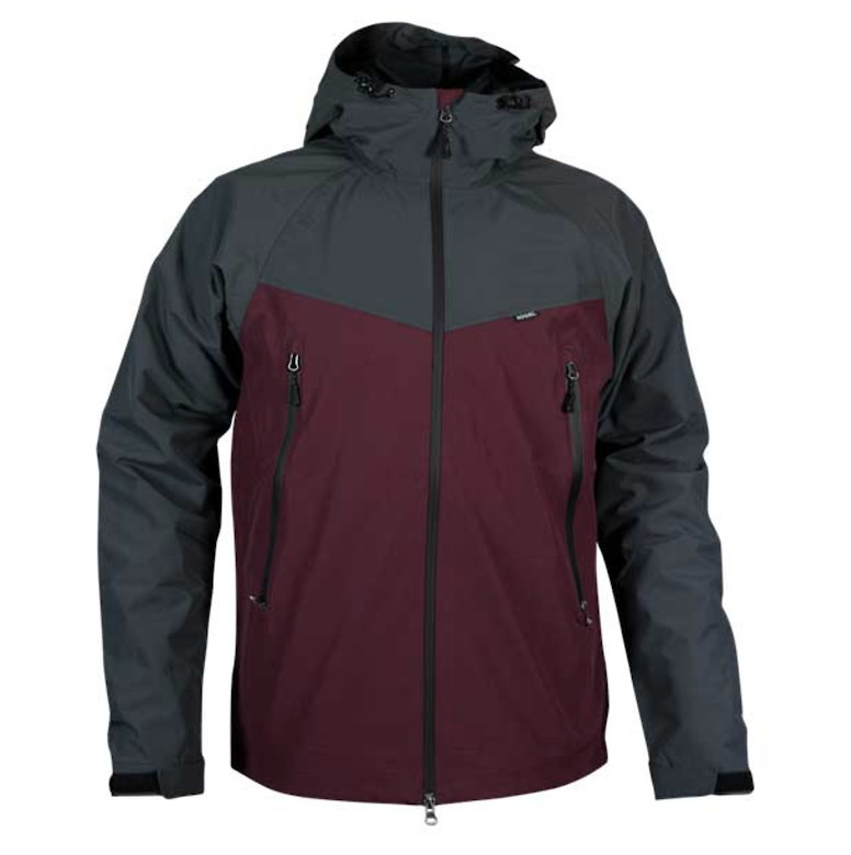 Royal 2020 Matrix Jacket - Plum