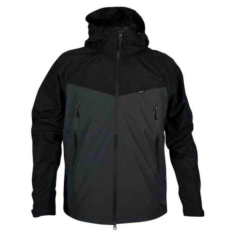 Royal 2020 Matrix Jacket - Black/Grey