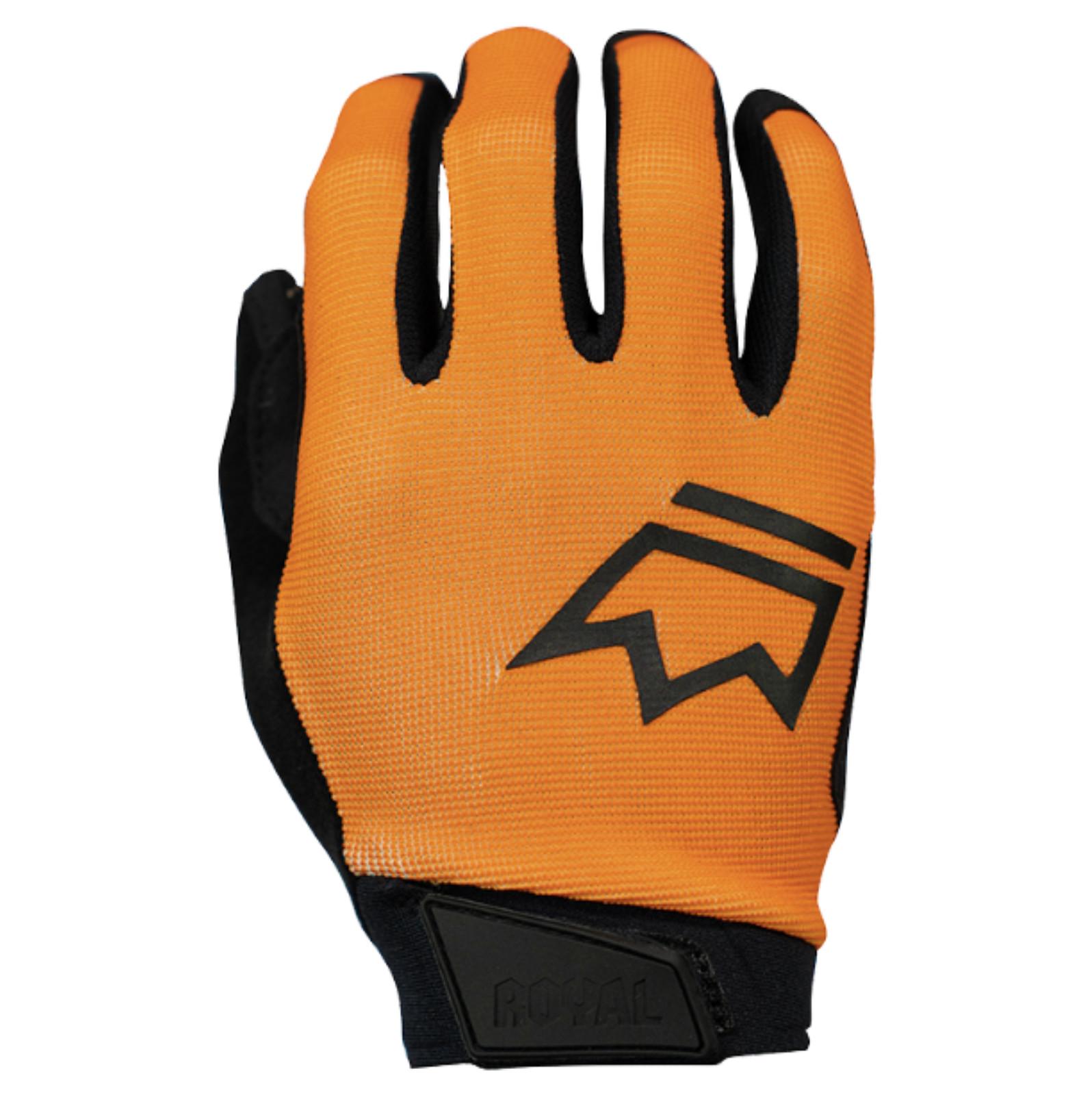 Royal 2020 Quantum Gloves - Orange