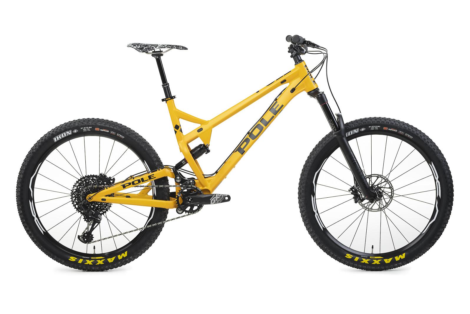 2020 Pole Evolink 131 TR+ Taiga Yellow
