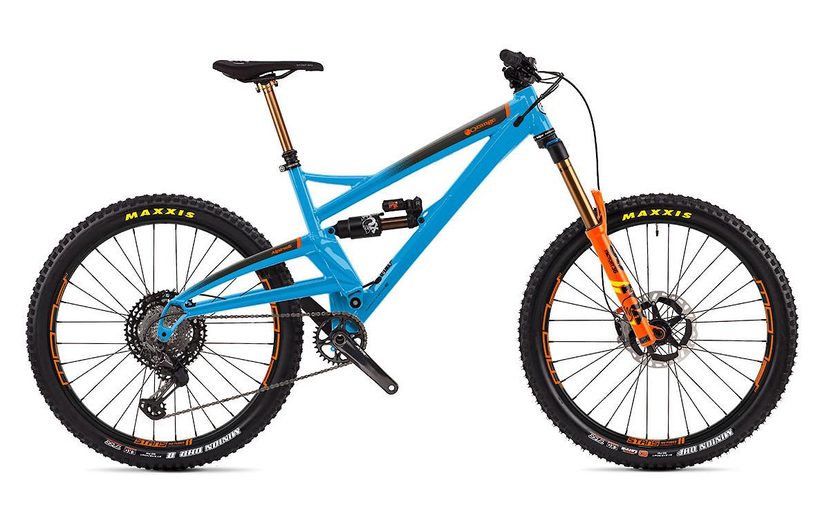 2020 Orange Alpine 6 XTR