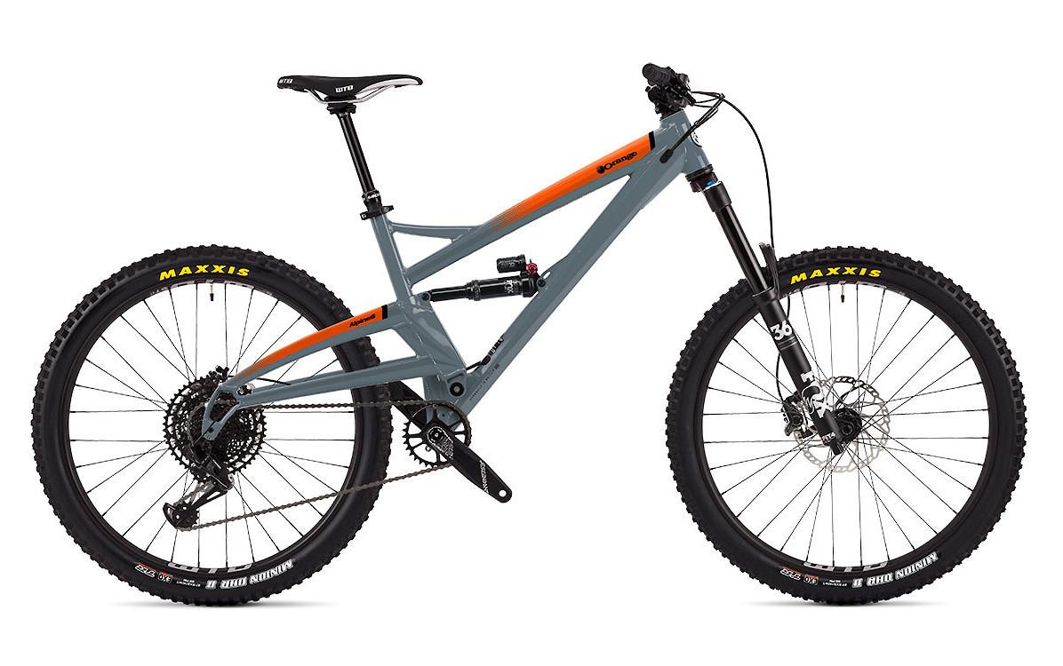 2020 Orange Alpine 6 Pro