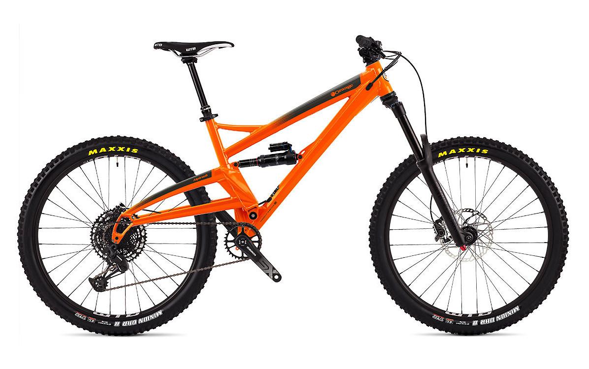 2020 Orange Alpine 6 S