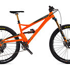 2020 Orange Switch 6 XTR Bike