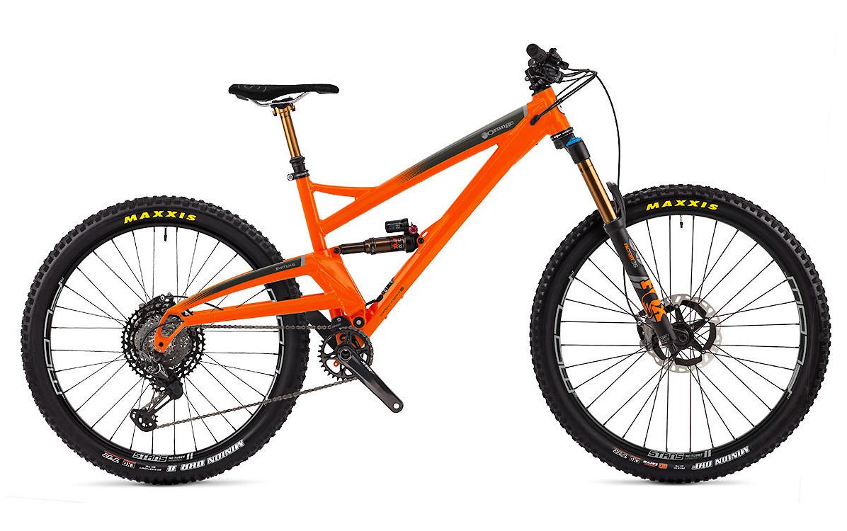 2020 Orange Switch 6 XTR