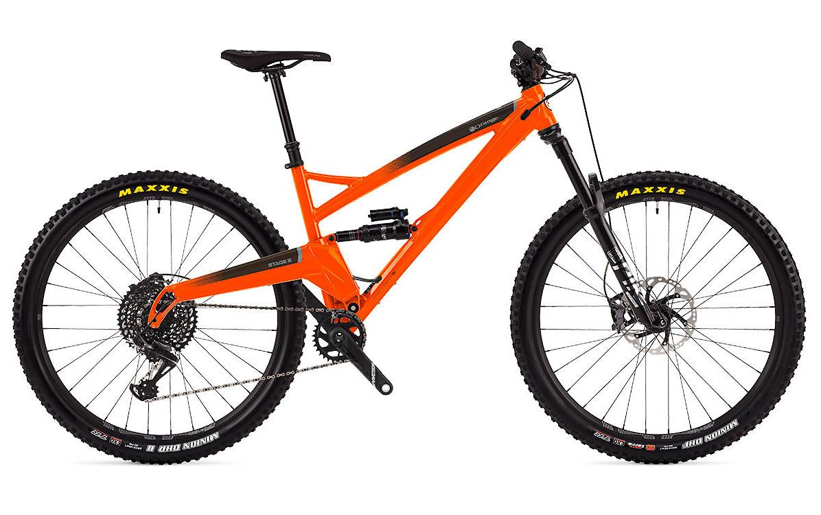 2020 Orange Stage 5 RS