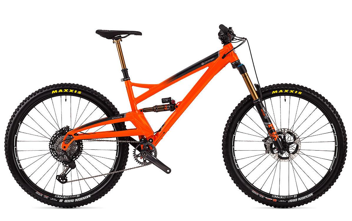 2020 Orange Stage 6 XTR