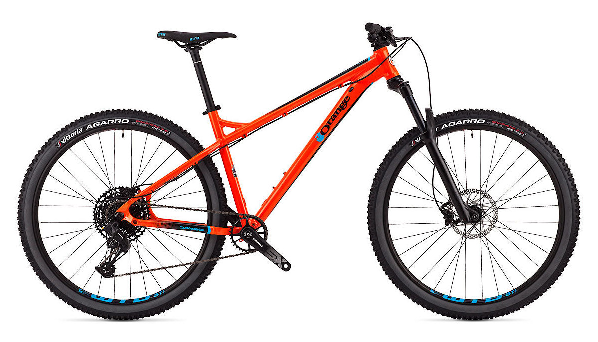 2020 Orange Clockwork EVO 29 Comp