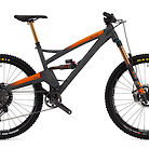 2020 Orange Five XTR Bike