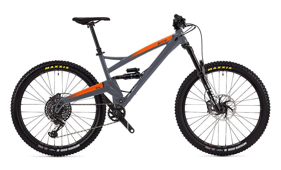 2020 Orange Five RS