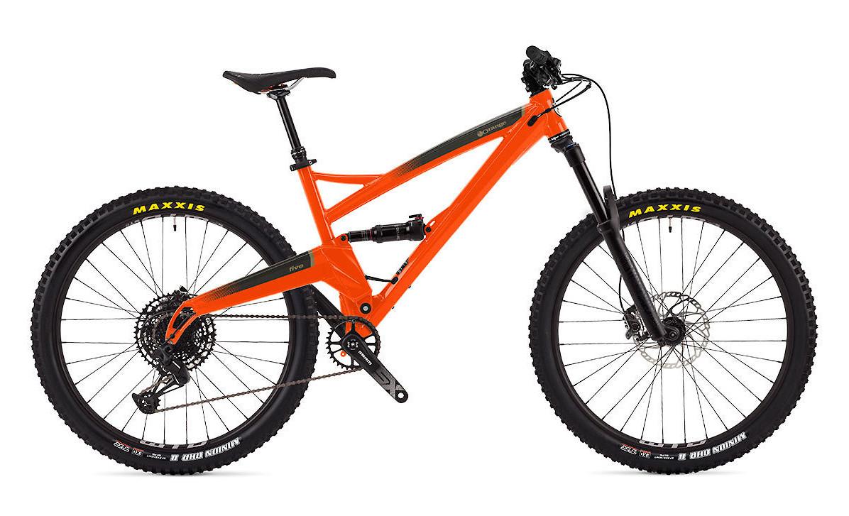 2020 Orange Five S