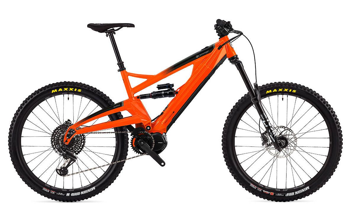 2020 Orange Surge RS (Fizzy Orange)