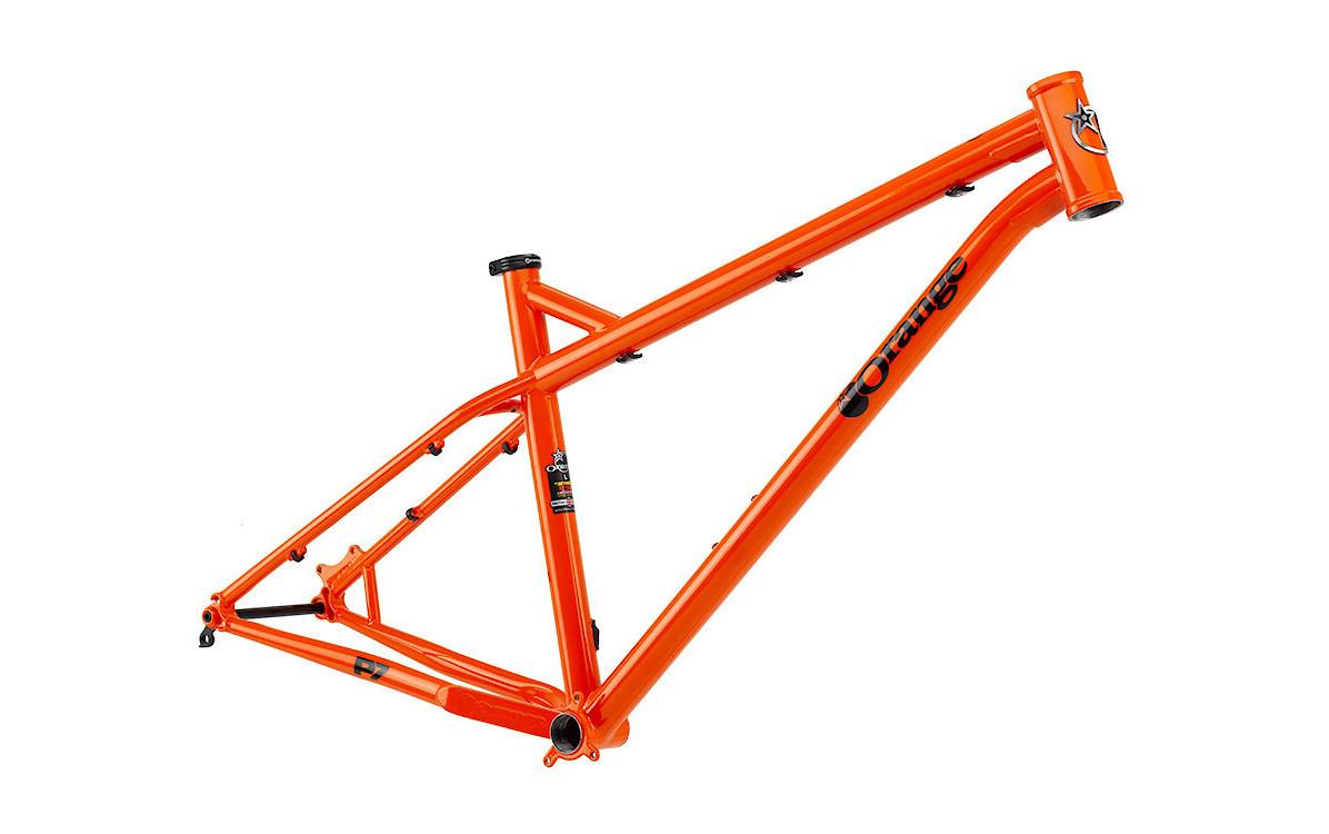 2020 Orange P7 Frame