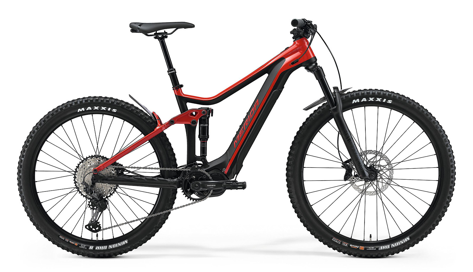 2020 Merida eOne-Forty Limited Edition (Glossy Red/Matte Black)