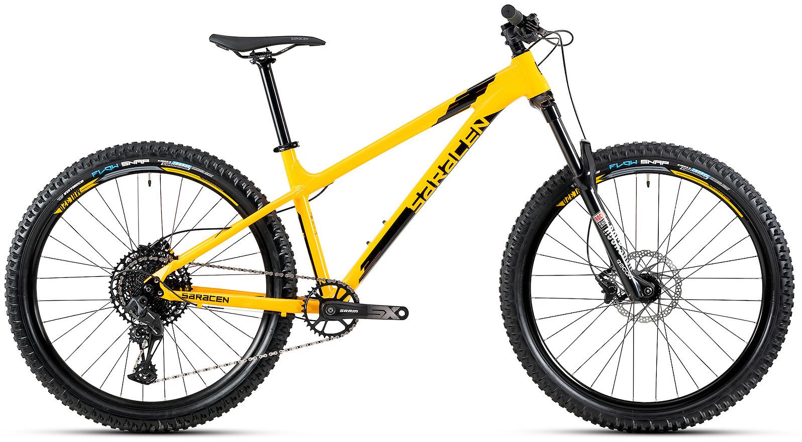 2020 Saracen Mantra Trail LSL