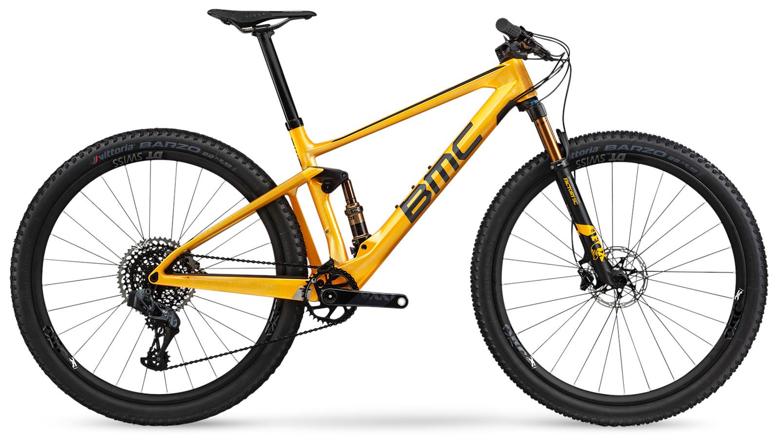 2020 BMC Fourstroke 01 One