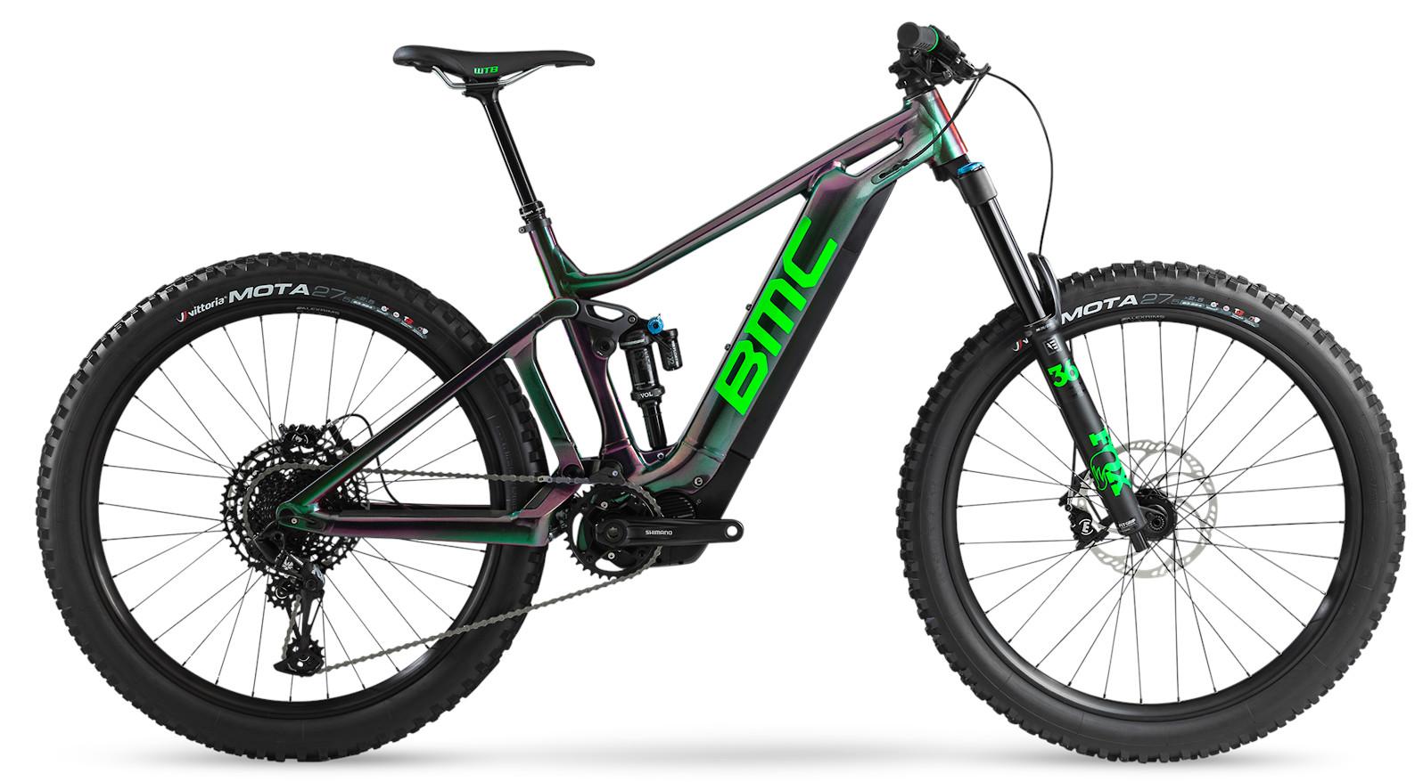 2020 BMC Trailfox AMP SX Two