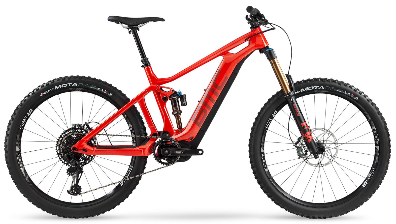 2020 BMC Trailfox AMP SX One