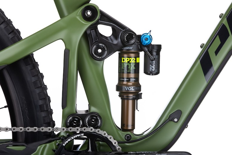2020 Pivot Switchblade - shock and link