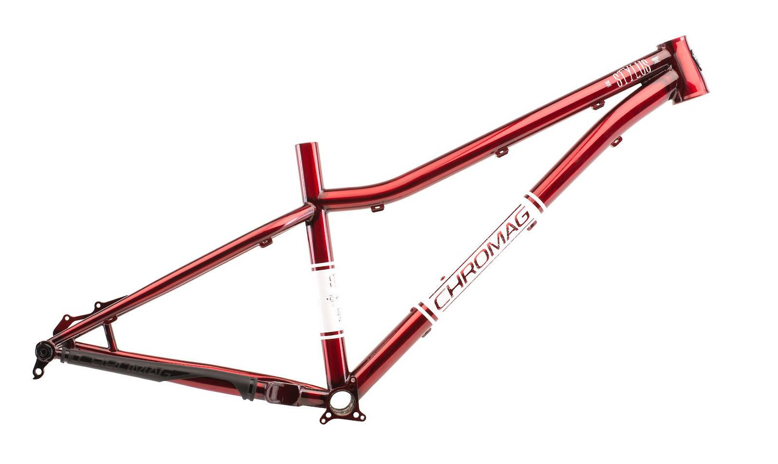 2019 Chromag Stylus Frame (Crimson)
