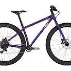 2020 Surly Krampus Bruised Ego Purple / Dark Black Rigid Fork Bike