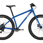 2020 Surly Karate Monkey Hi-Viz Black / Porta Potty Blue Rigid Fork Bike