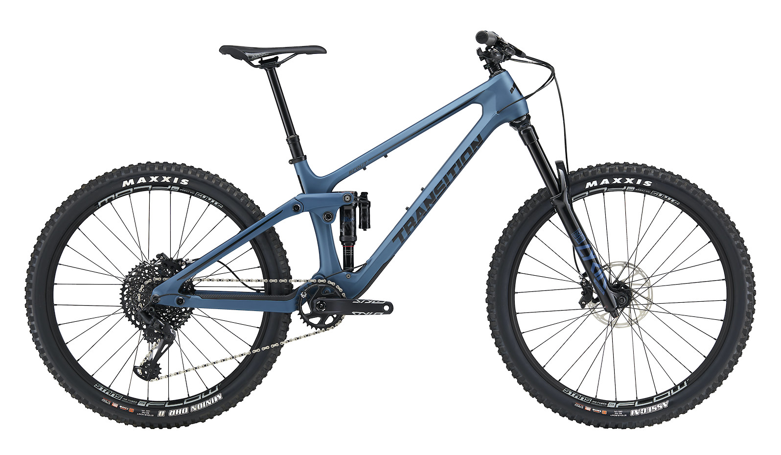 2020 Transition Scout Carbon GX (Matte Midnight Blue)