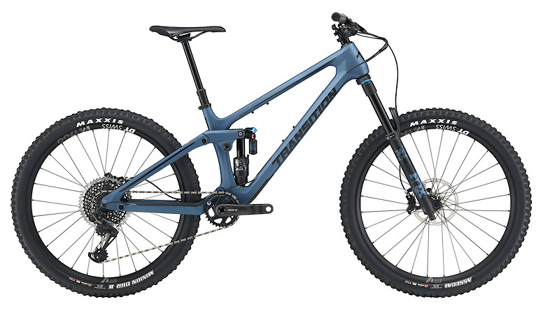2020 Transition Scout Carbon X01 (Matte Midnight Blue)