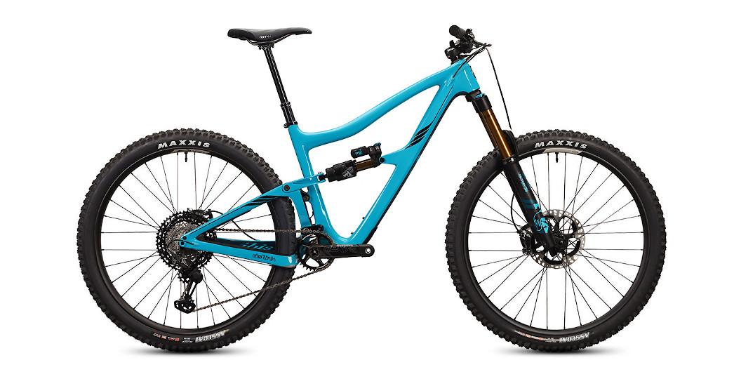 2020 Ibis Ripmo V2 Carbon XTR (Bug Zapper Blue)