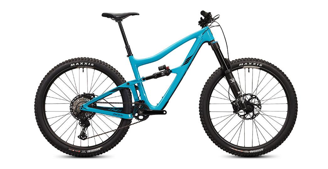 2020 Ibis Ripmo V2 Carbon XT (Bug Zapper Blue)